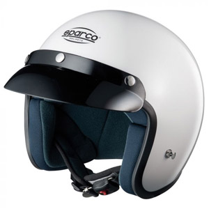 Sparco Club J-1 Open Face Helmet